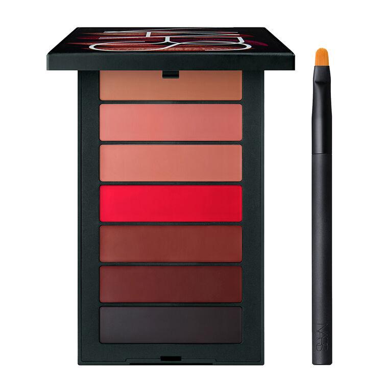 7 Deadly Sins Audacious Lipstick Palette,