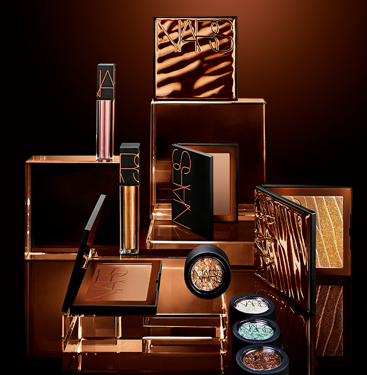 Collection bronzante NARS