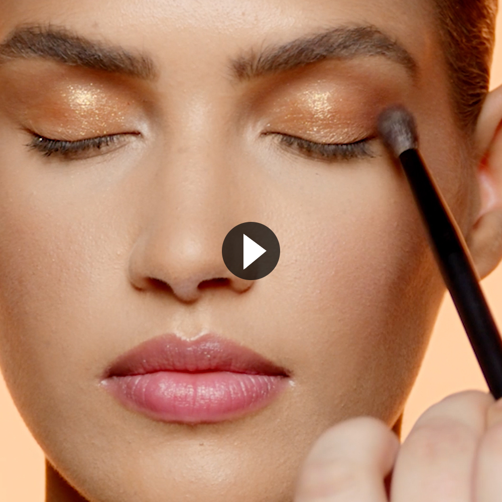 THE HOW-TO: AFTERGLOW EYESHADOW PALETTE