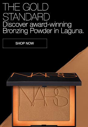 NARS Étalon or Découvrez notre poudre bronzante primée en Laguna. Magasiner.