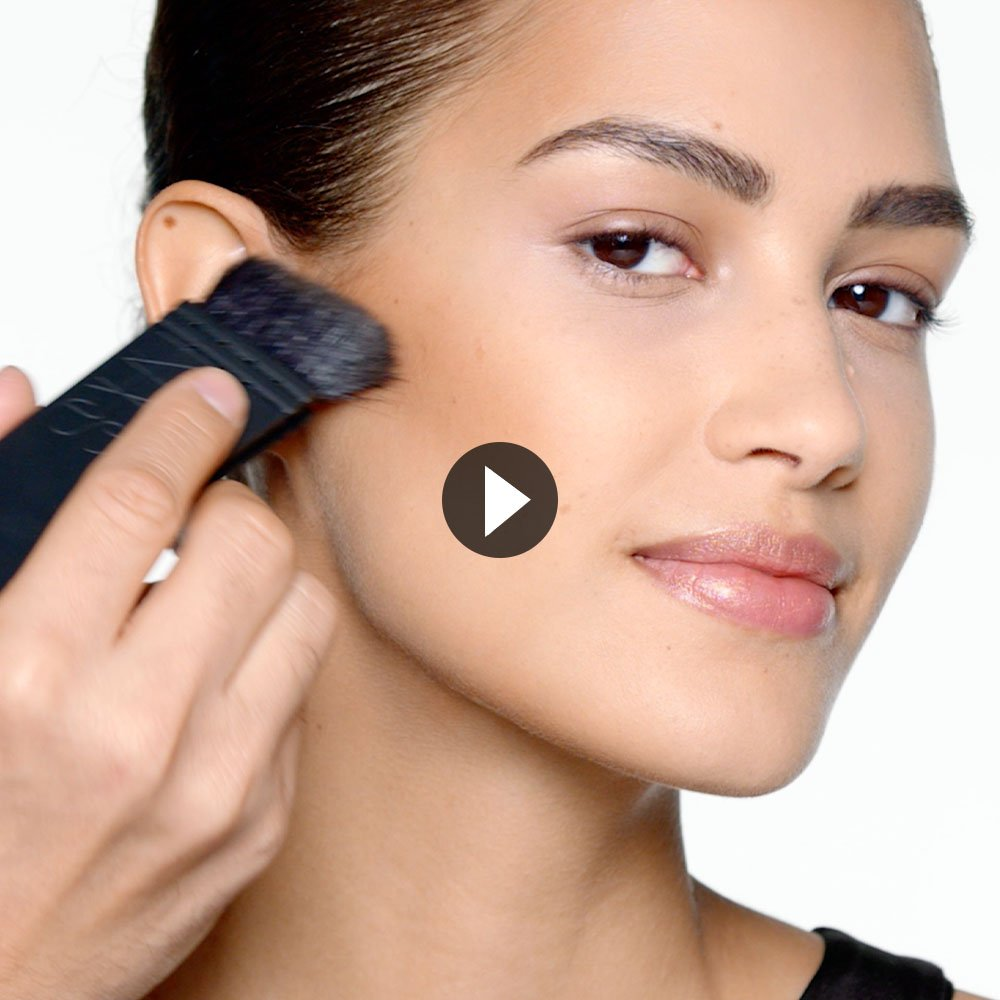 THE HOW-TO: MATTE BRONZING POWDER
