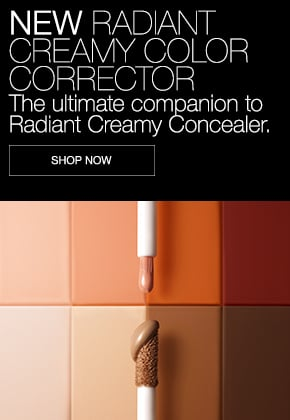 NARS NEW Radiant Creamy Color Corrector. The ultimate companion to Radiant Creamy Concealer. Shop Now.