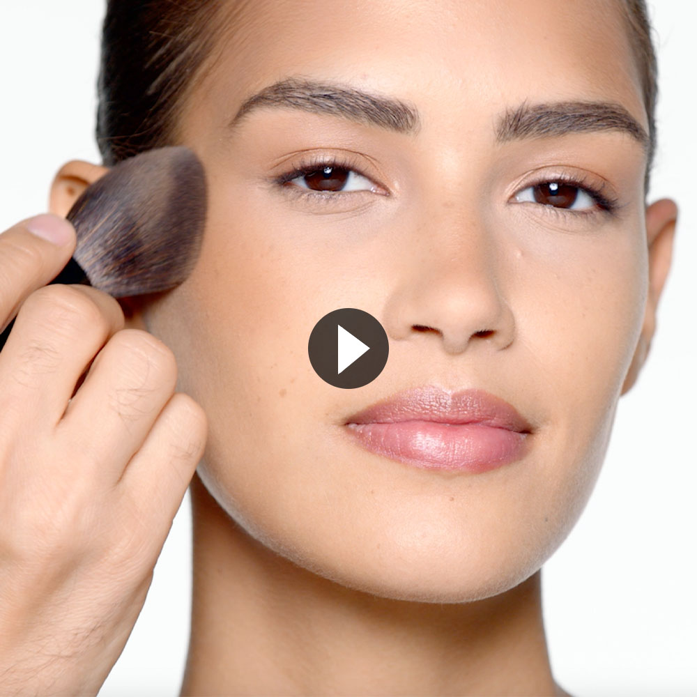 THE HOW-TO: BRONZING POWDER