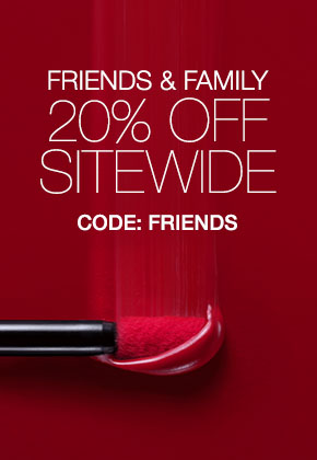 NARS Friends & Family. 20% Off Sitewide. Code: FRIENDS