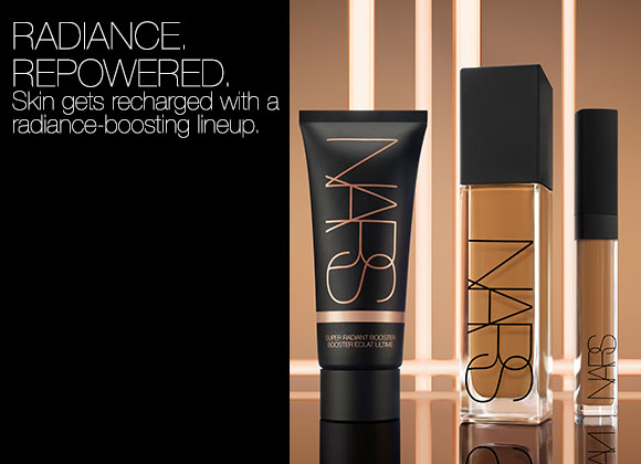 RADIANCE. REPOWERED. Skin gets recharged with a radiance-boosting lineup.